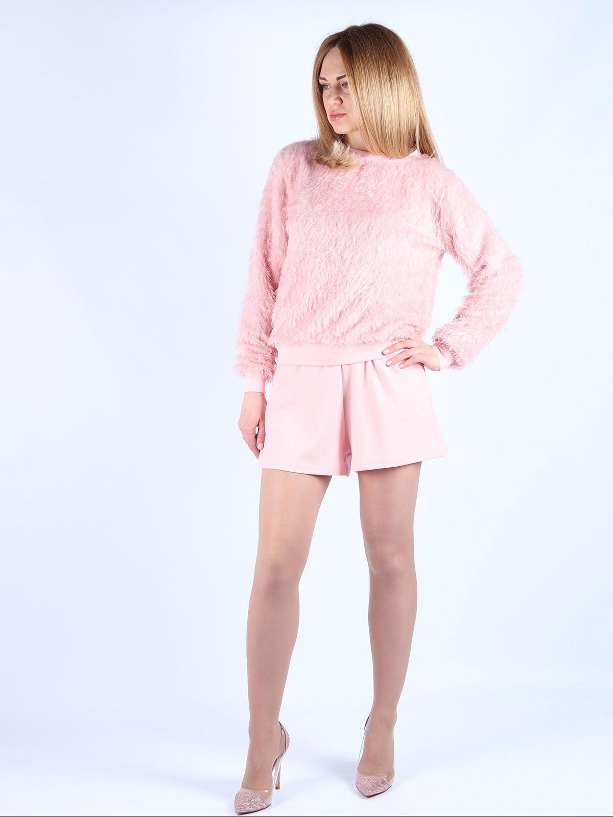 Шорти рожеві | 4984046