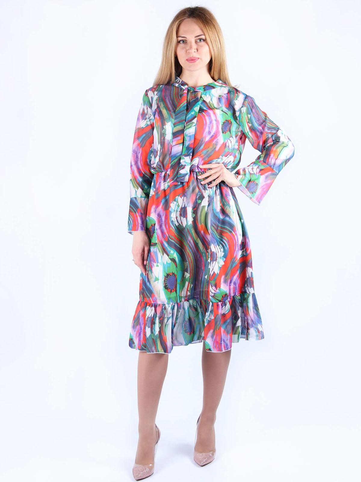 Сукня в принт | 4984048