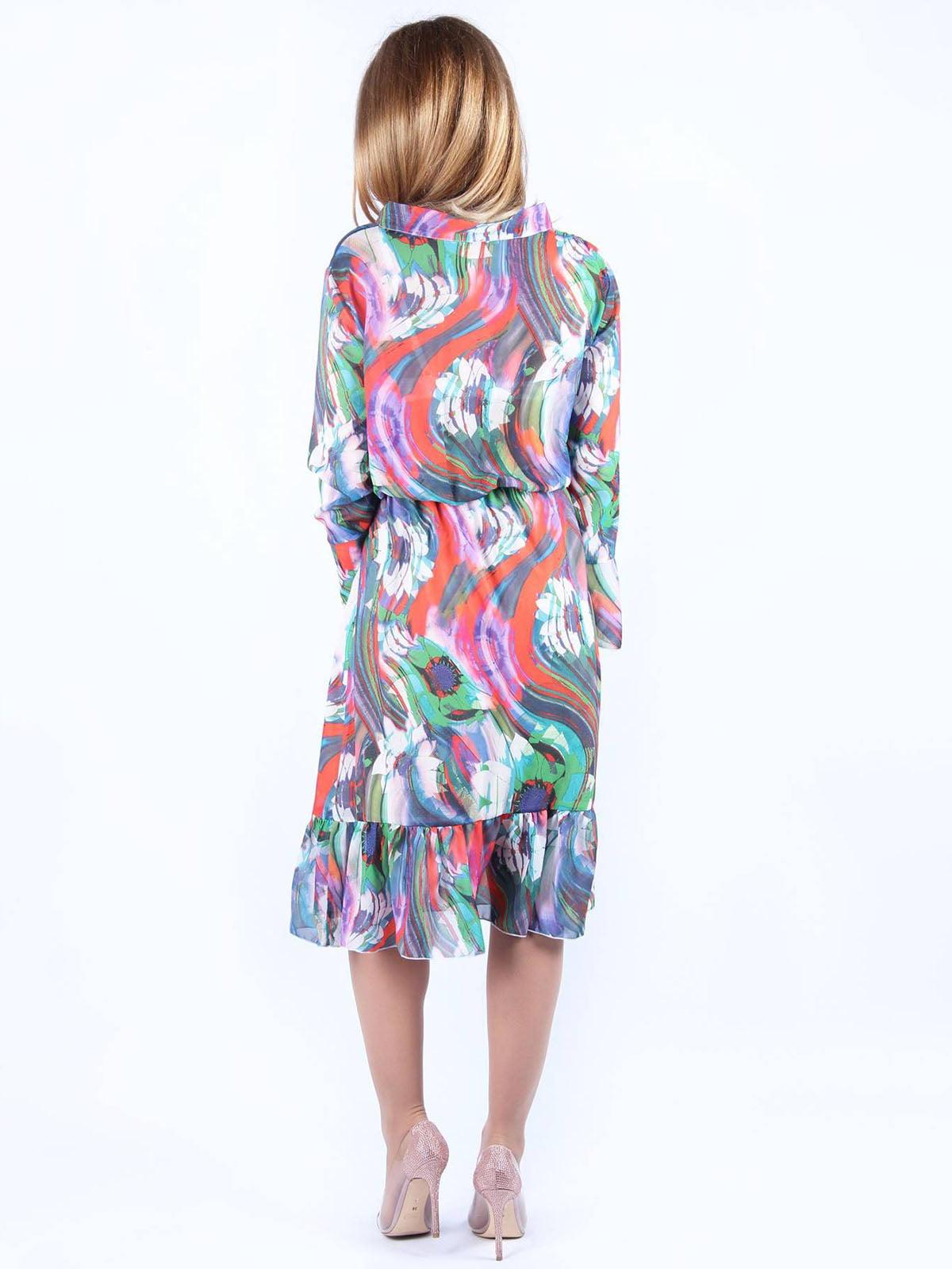 Сукня в принт | 4984048 | фото 2