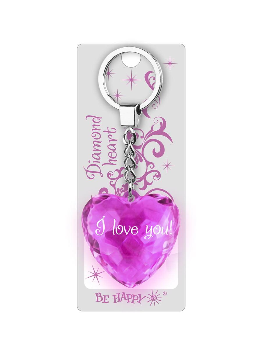 Брелок-сердце I love you!   4984332