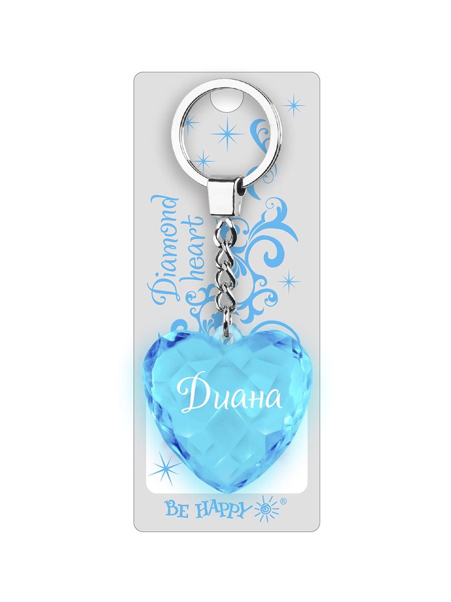 Брелок-сердце «Диана»   4984350