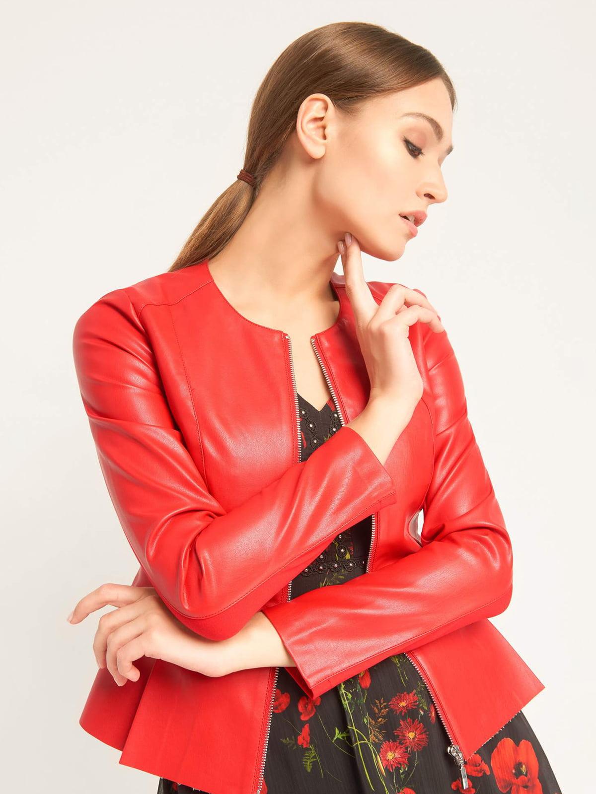 Куртка красная | 4985912