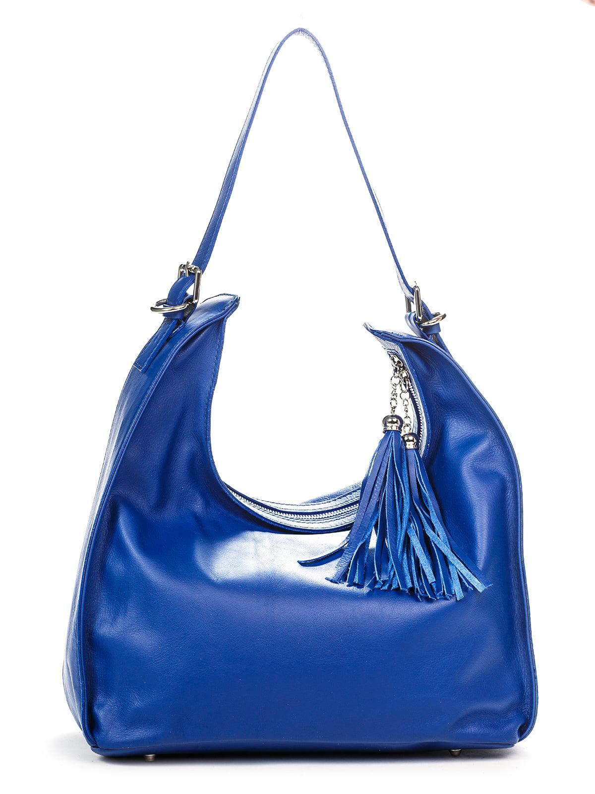 Сумка синя | 4979454