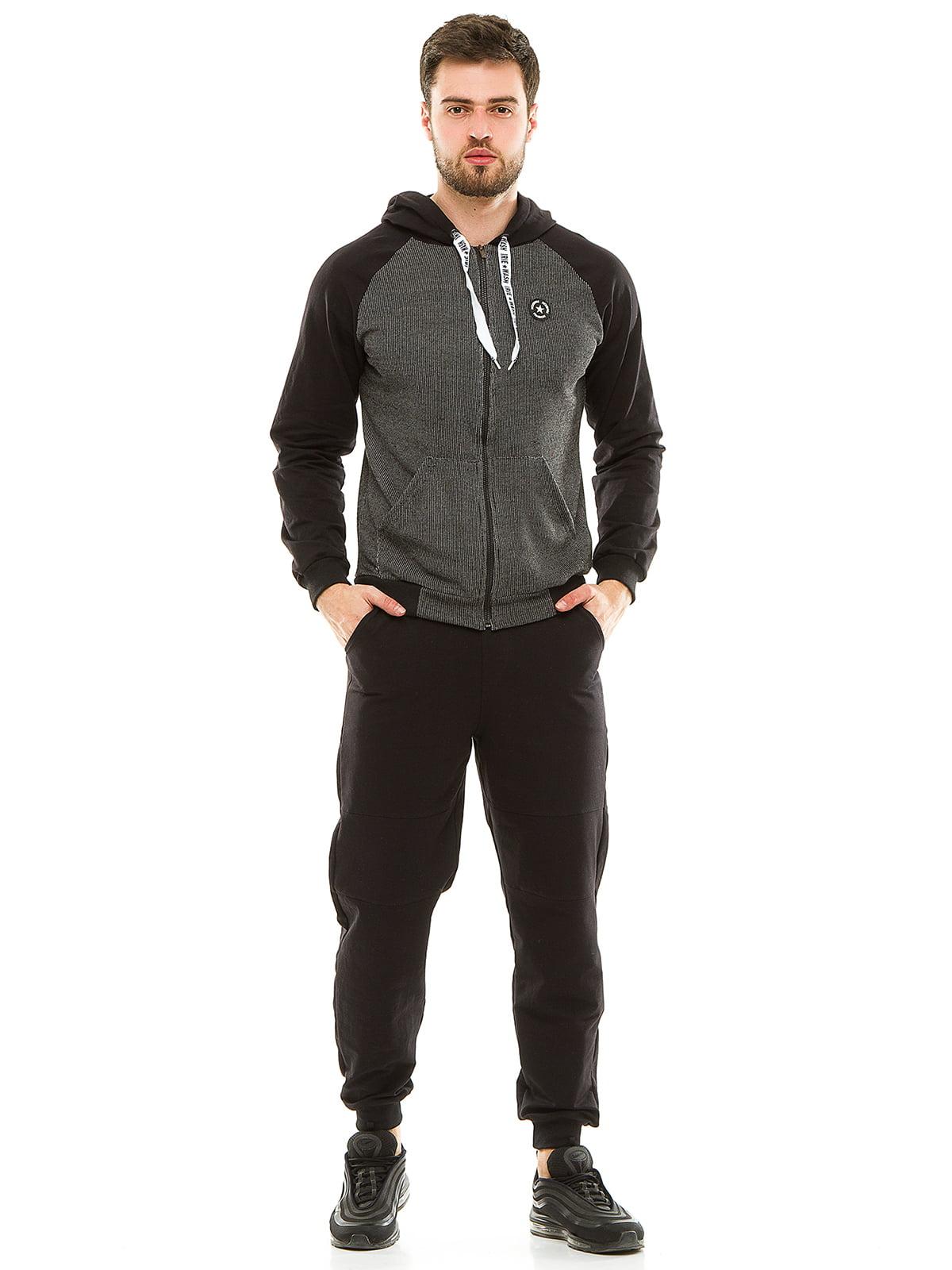 Костюм спортивний: толстовка і штани | 4986345