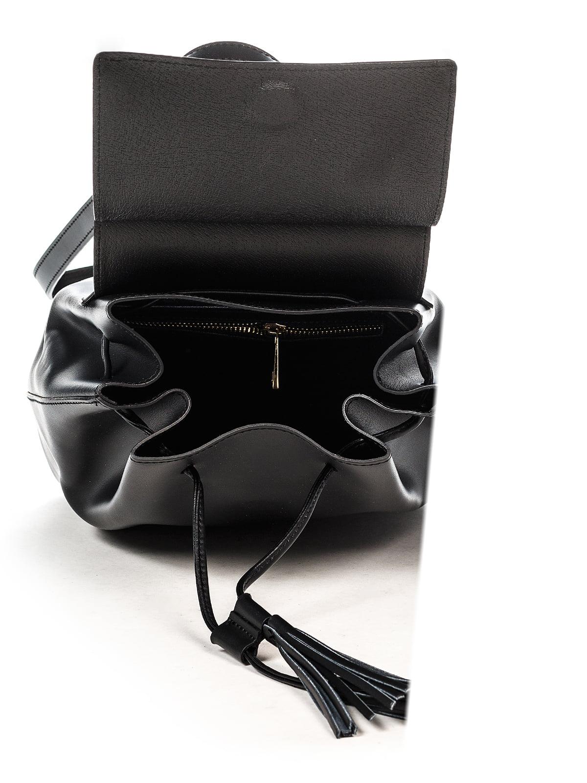 Рюкзак чорний | 4979548 | фото 4