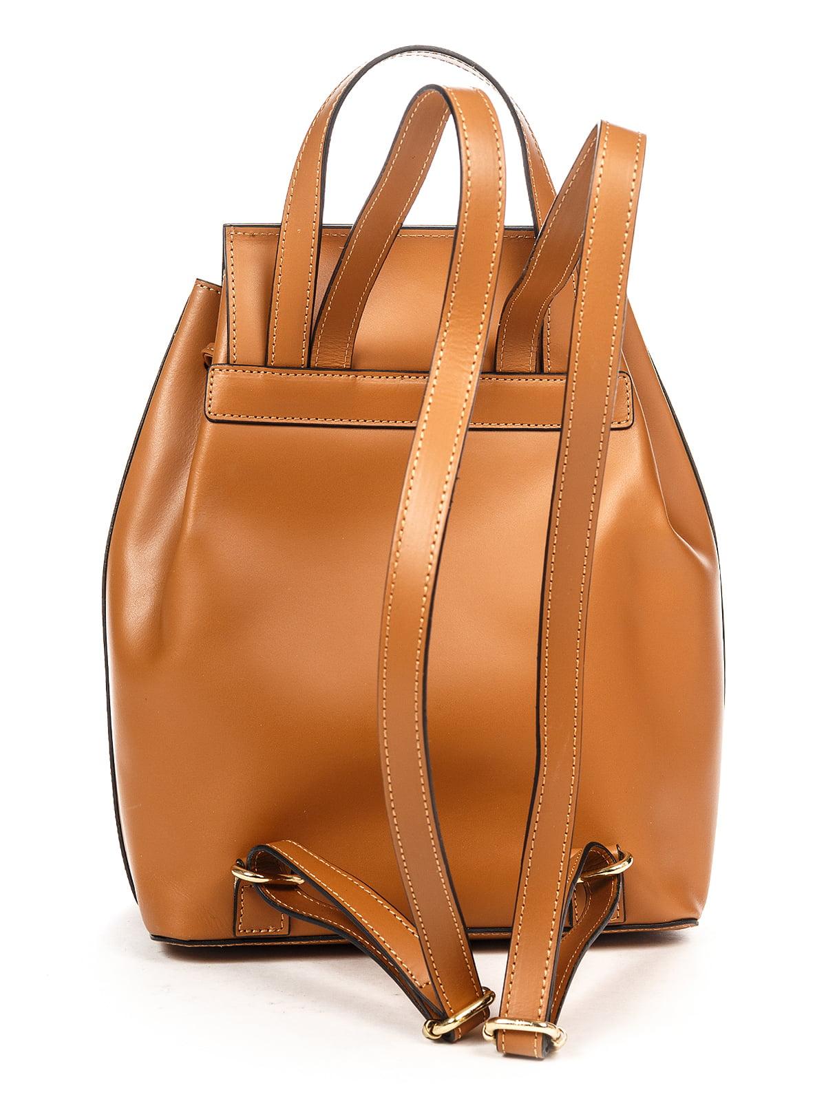 Рюкзак коньячного кольору | 4979545 | фото 2