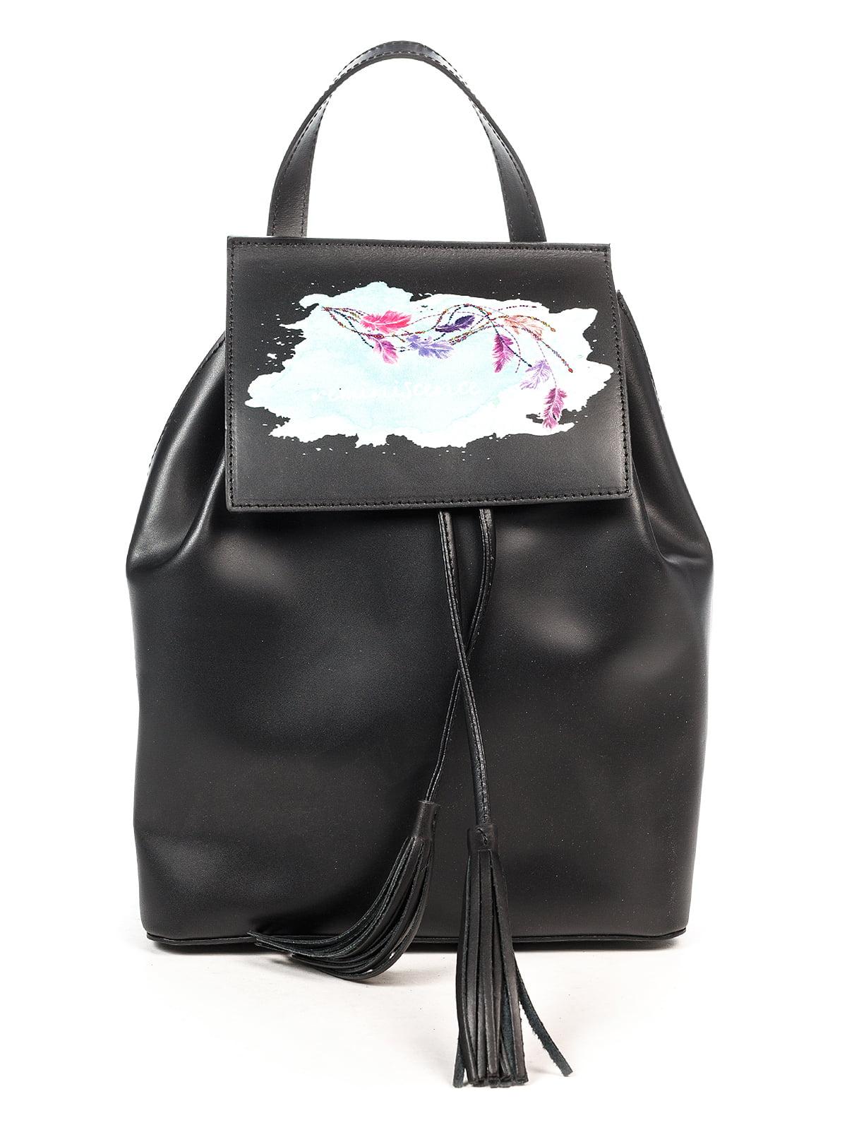 Рюкзак чорний | 4979547