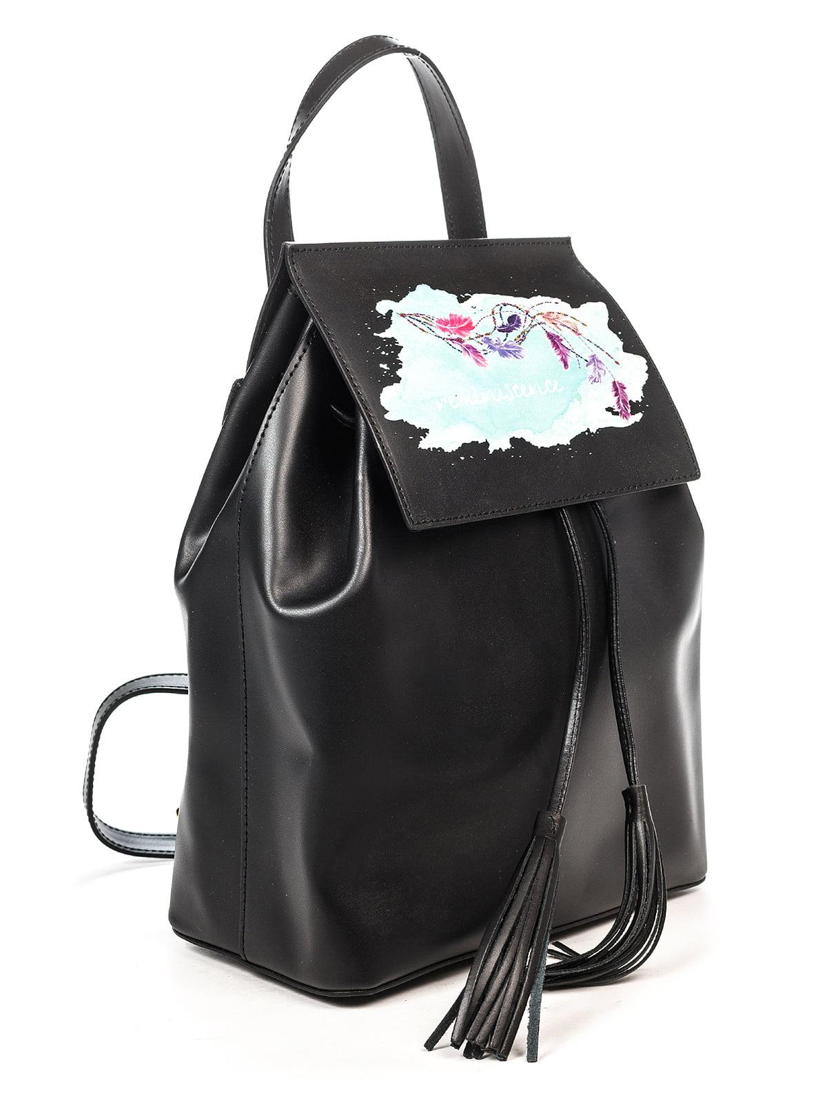 Рюкзак чорний | 4979547 | фото 3