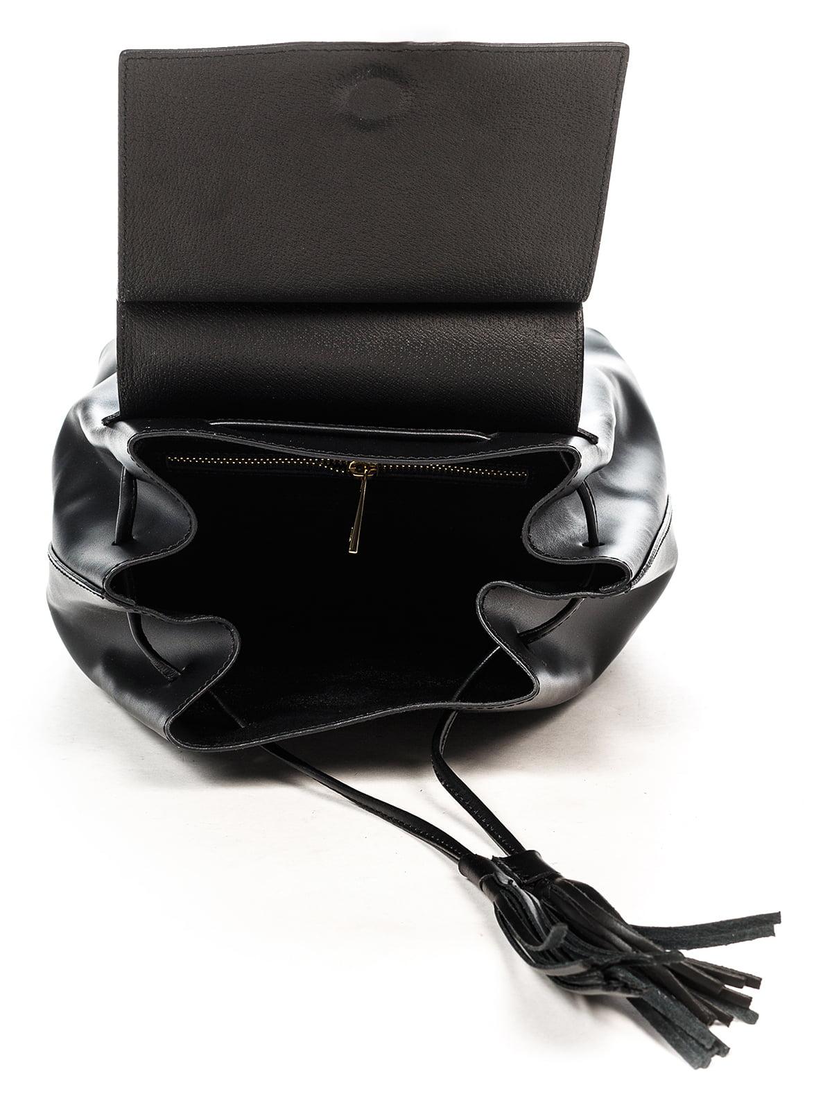 Рюкзак чорний | 4979547 | фото 4