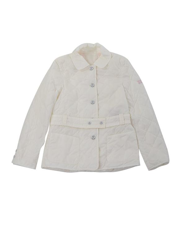 Куртка белая   4721816   фото 4