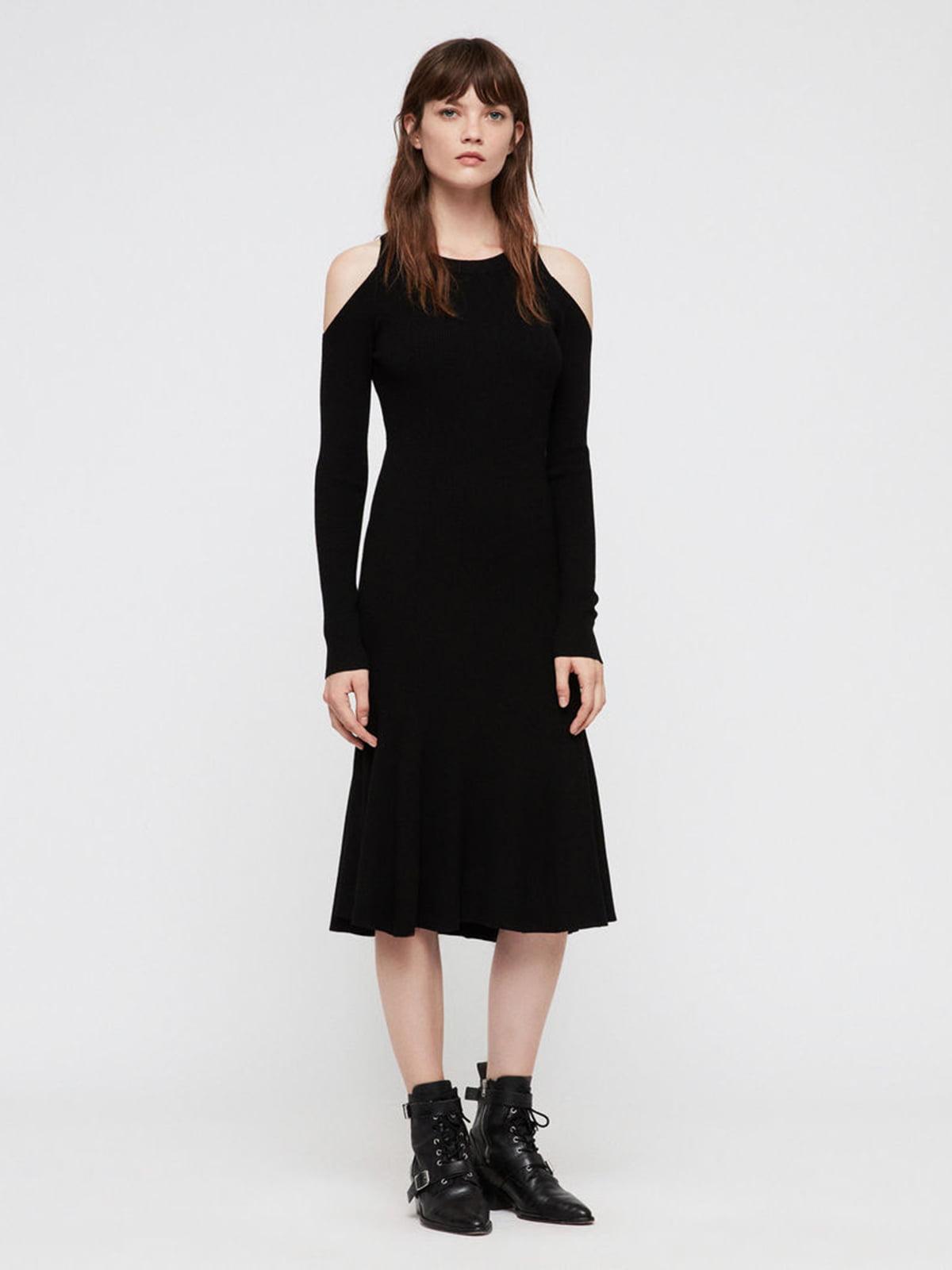 Платье черное | 5010861
