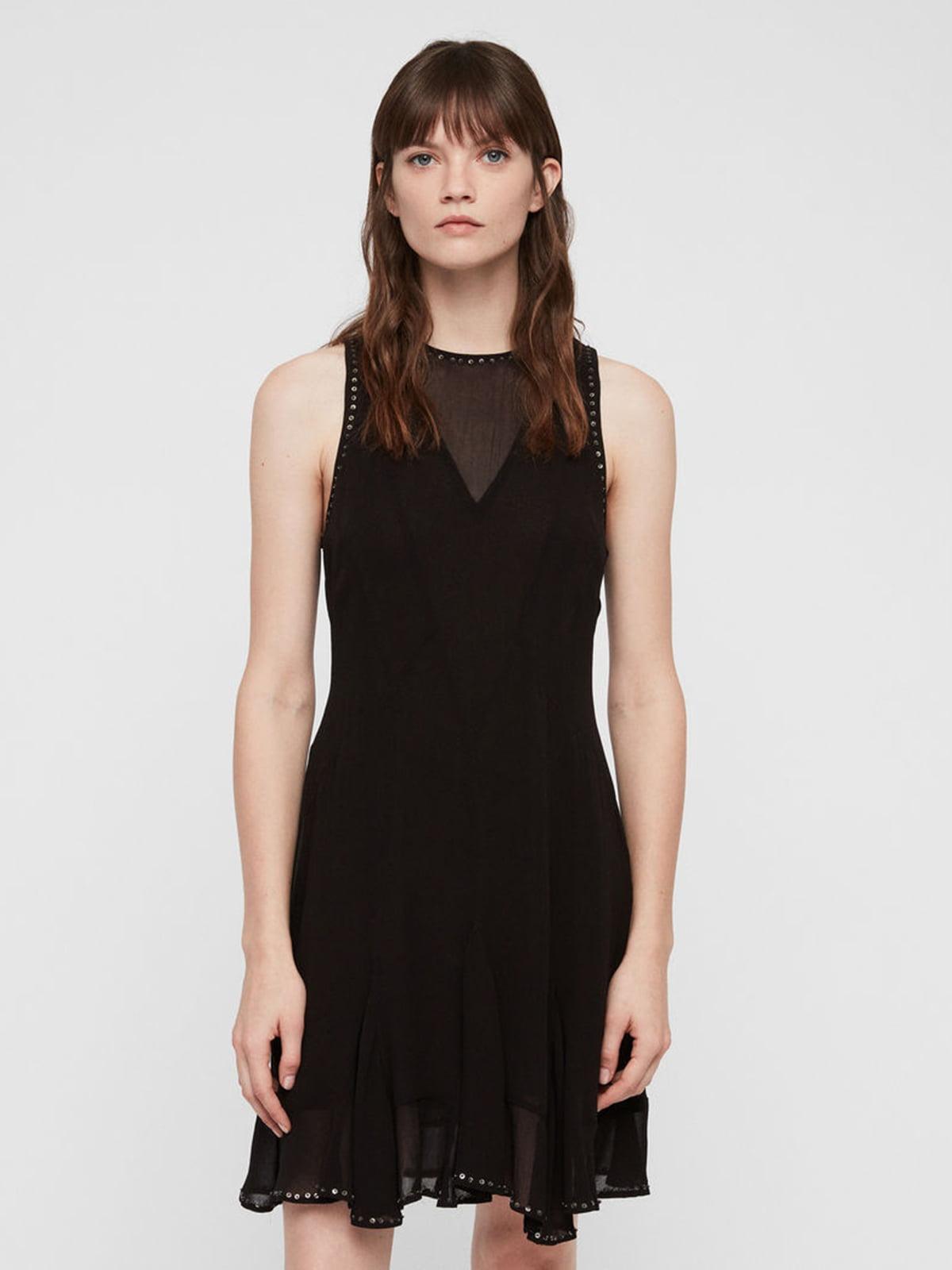 Платье черное | 5010865