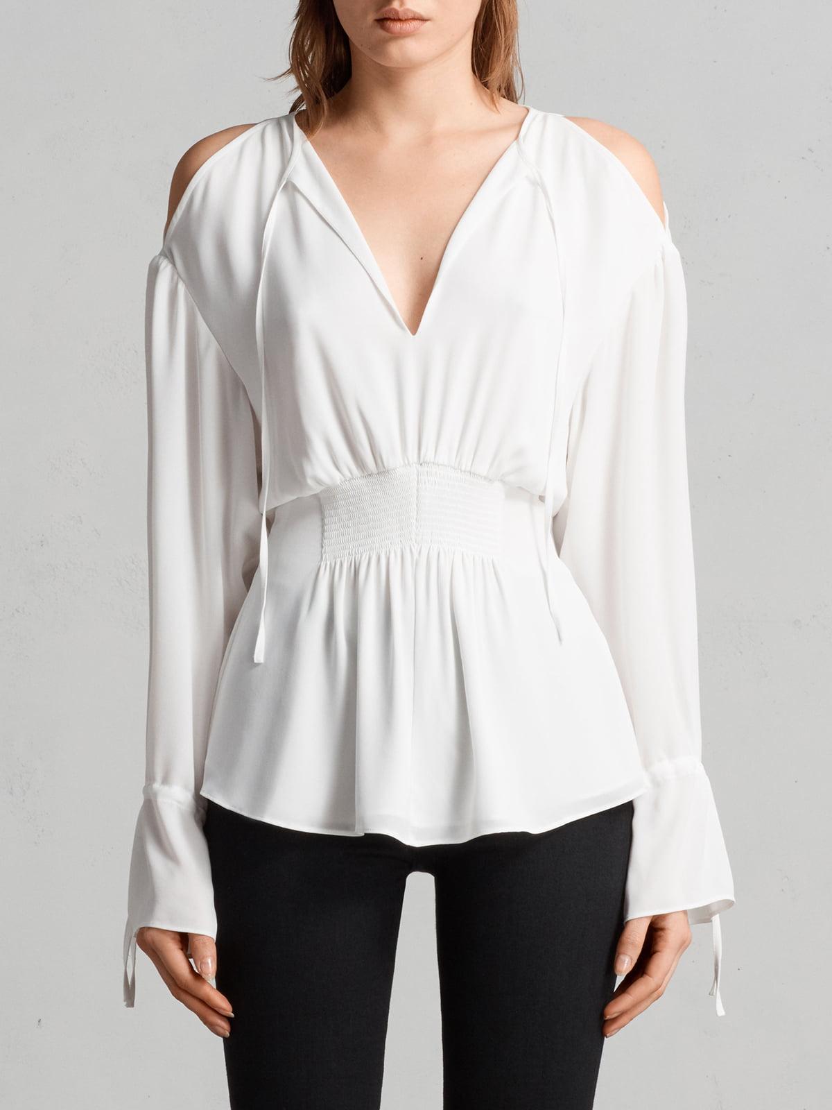 Блуза белая | 5010992