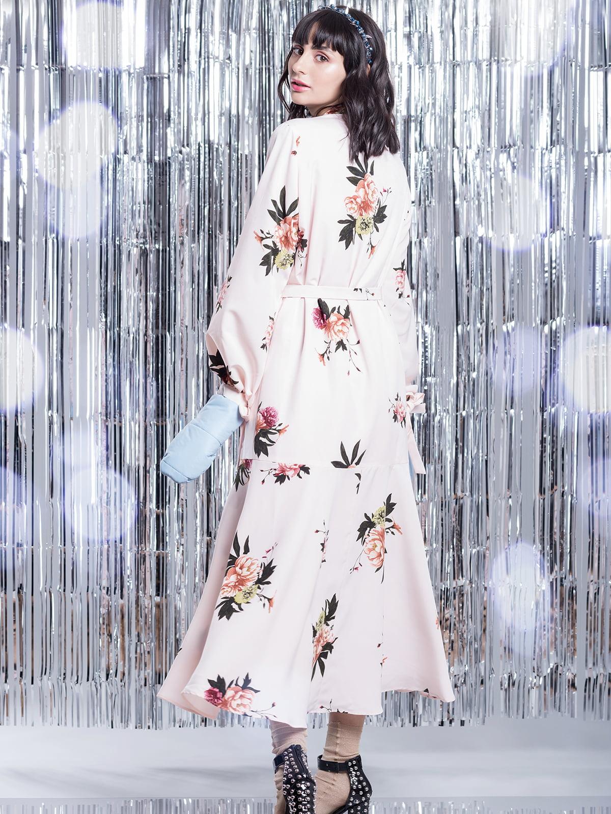 Сукня в квітковий принт | 5014651