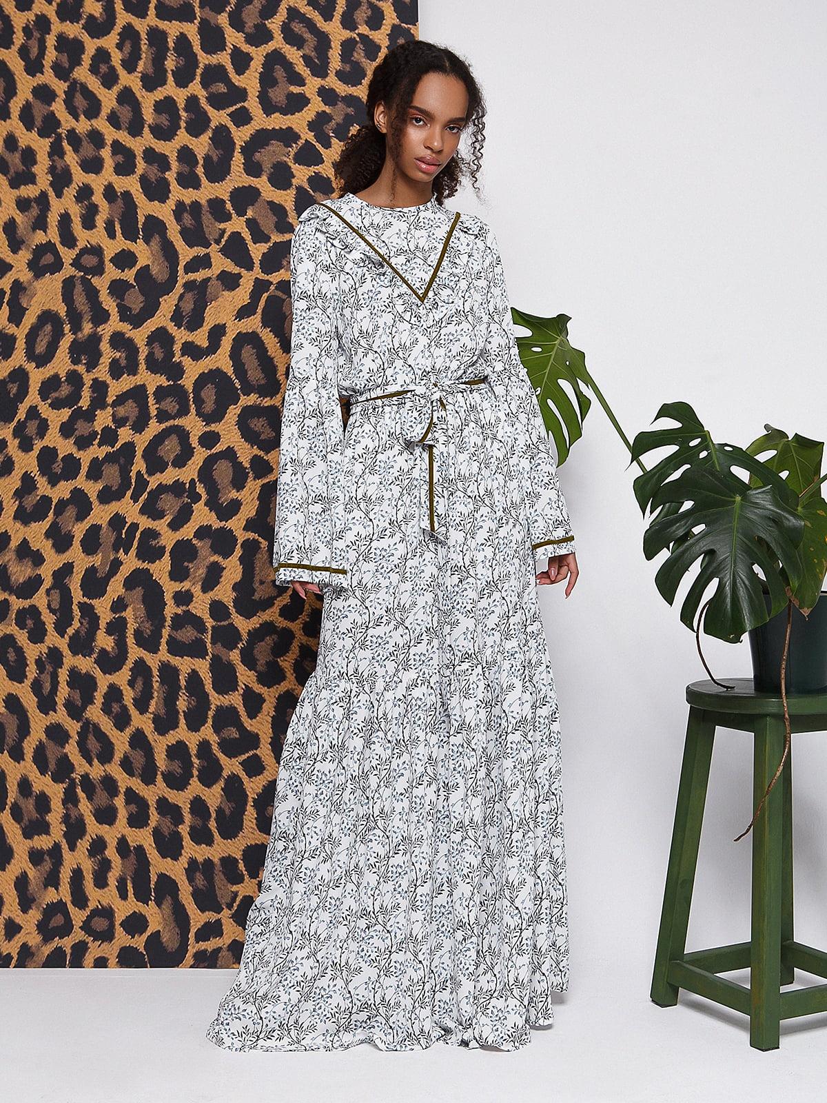 Платье белое | 5014558