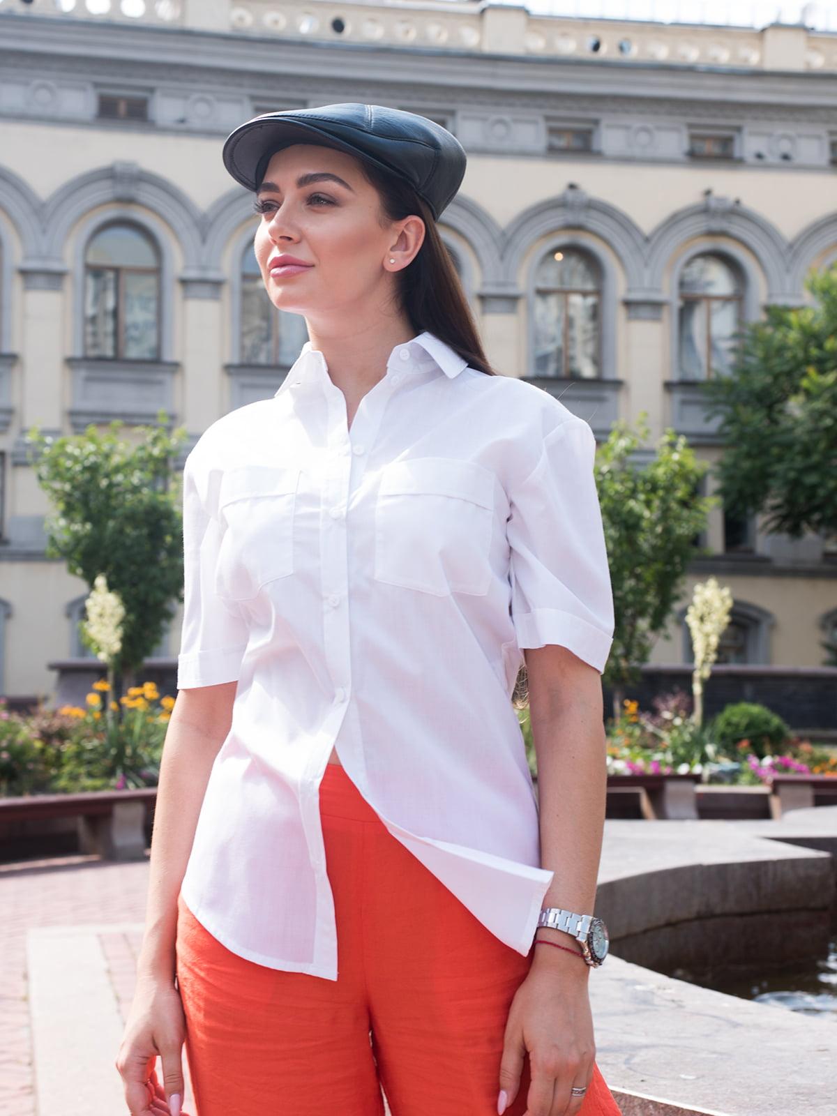Сорочка біла | 5014777