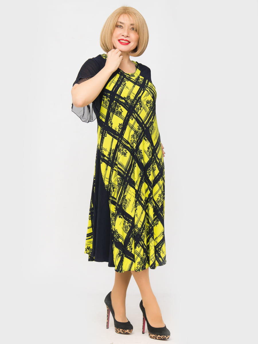 Сукня в принт | 5027213