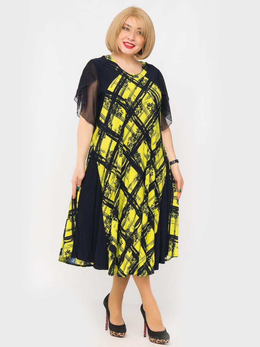 Сукня в принт | 5027213 | фото 2