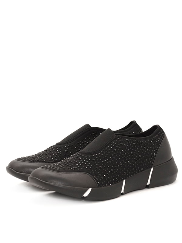 Кросівки чорні   5026307