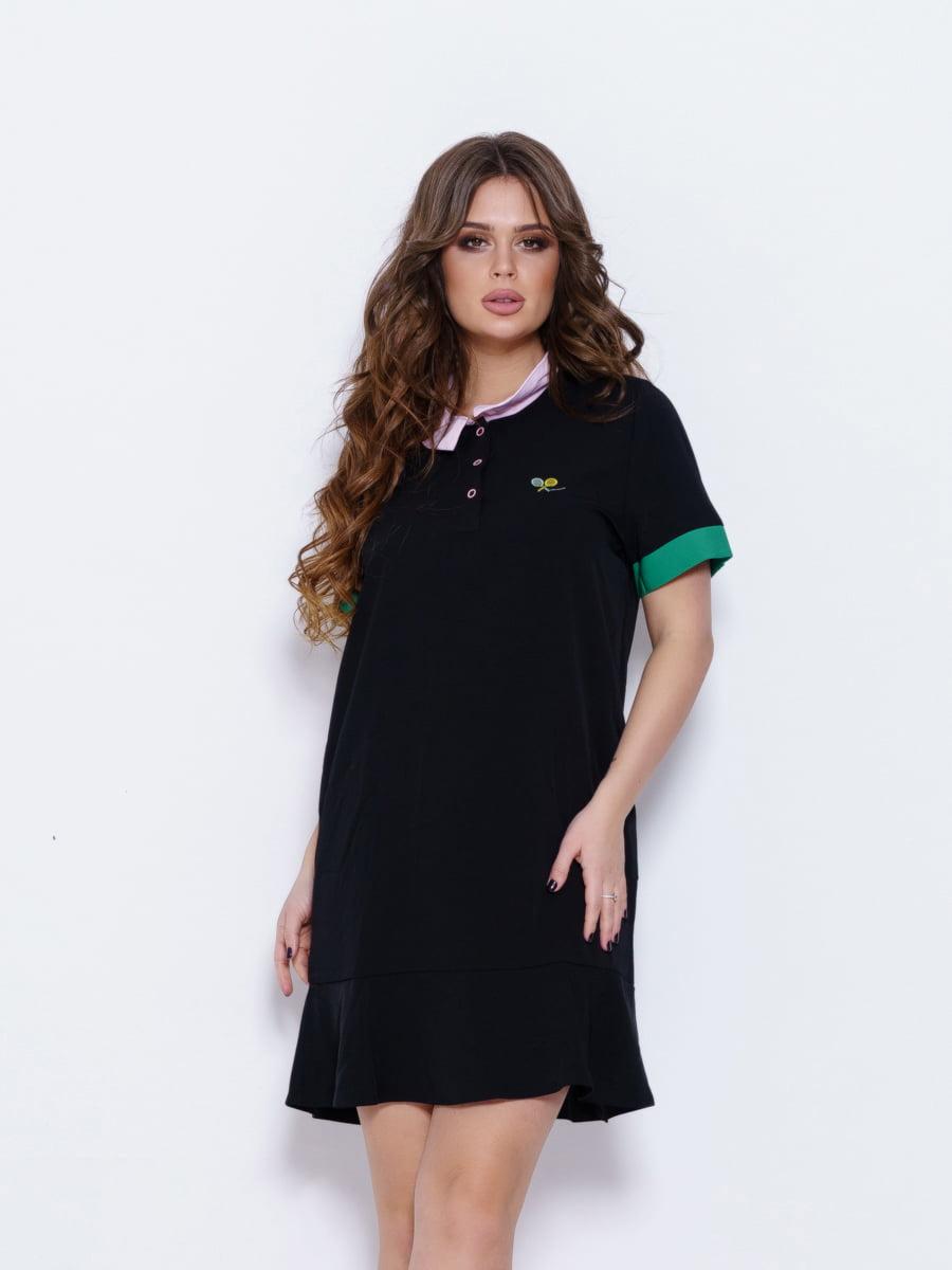 Сукня чорна | 5029509