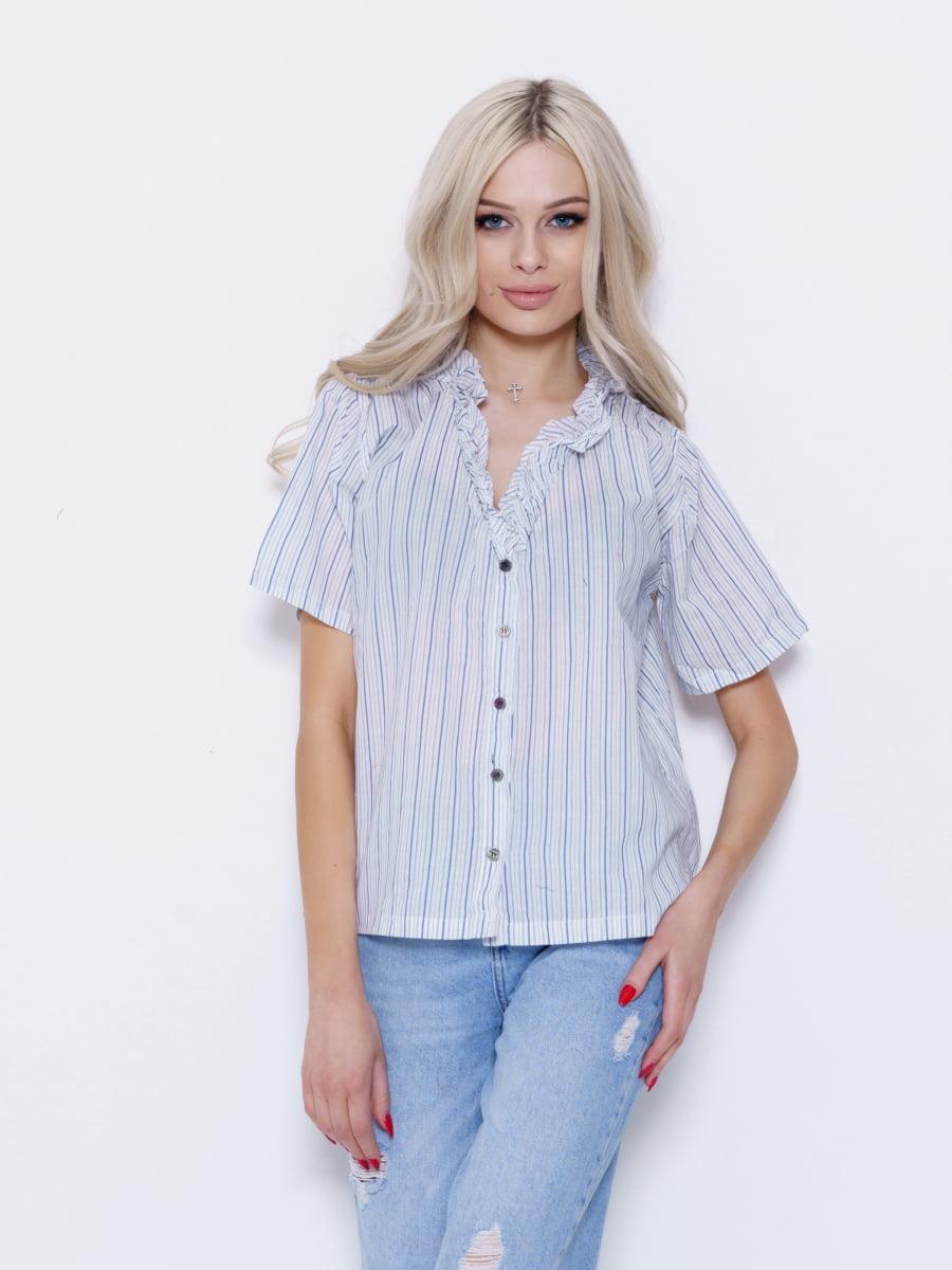 Рубашка в полоску | 5029535
