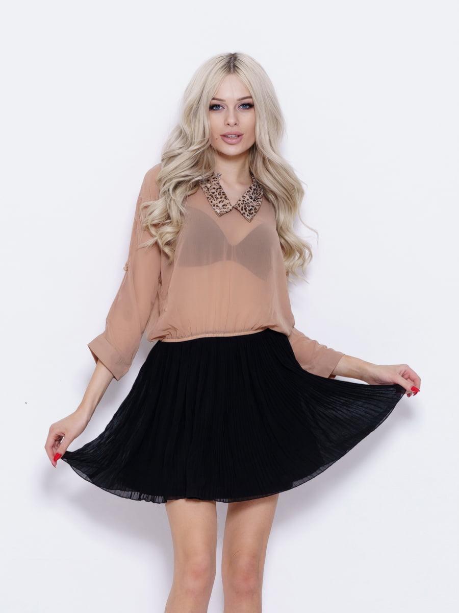Платье двухцветное   5029632