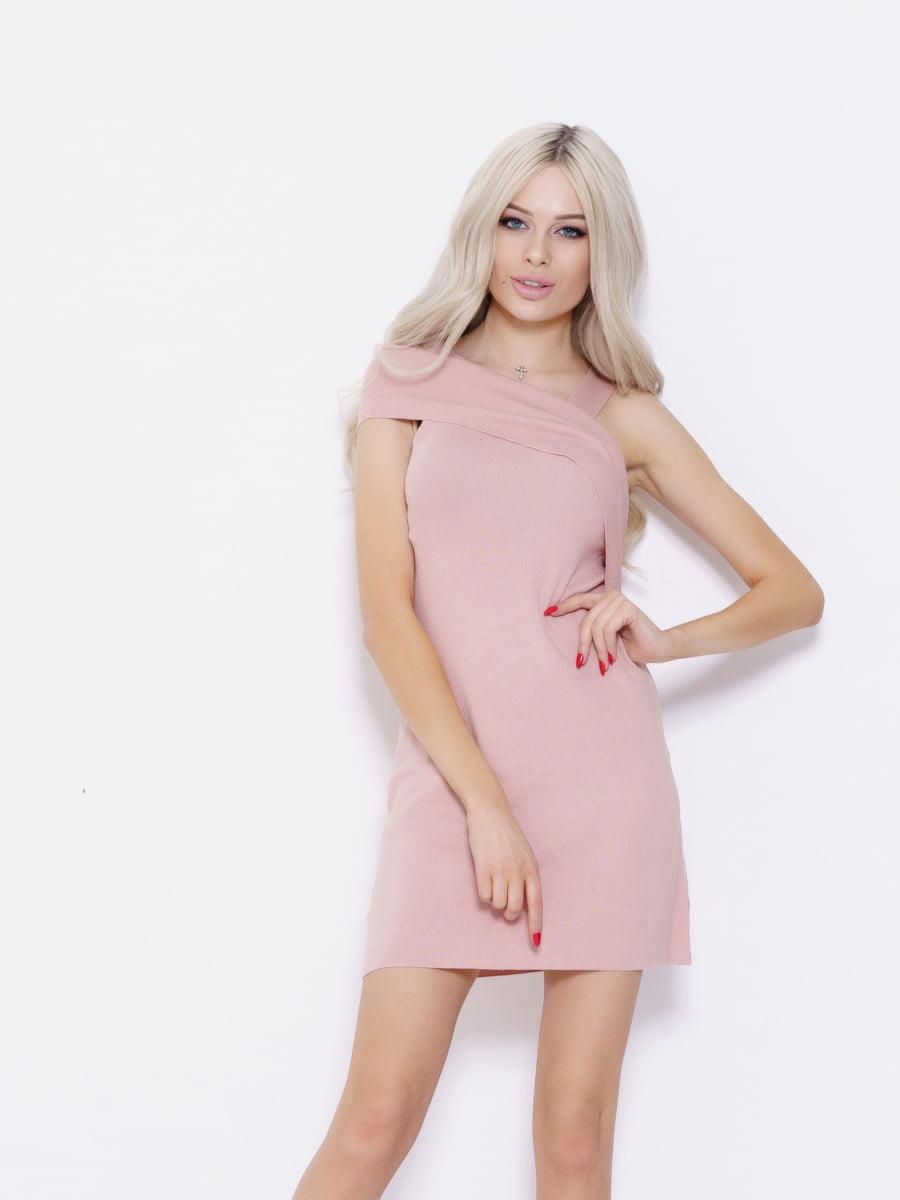 Платье бежевое | 5029734