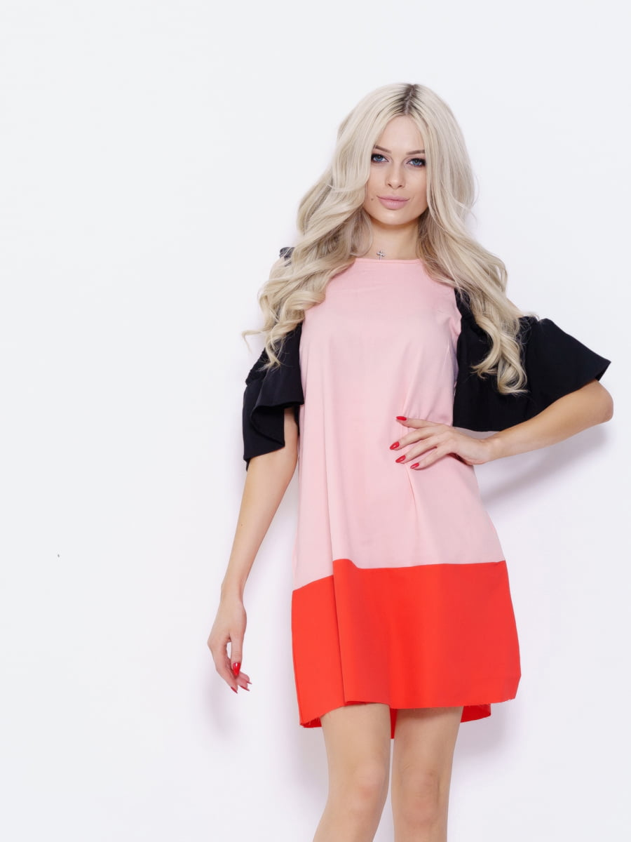 Сукня триколірна   5029768