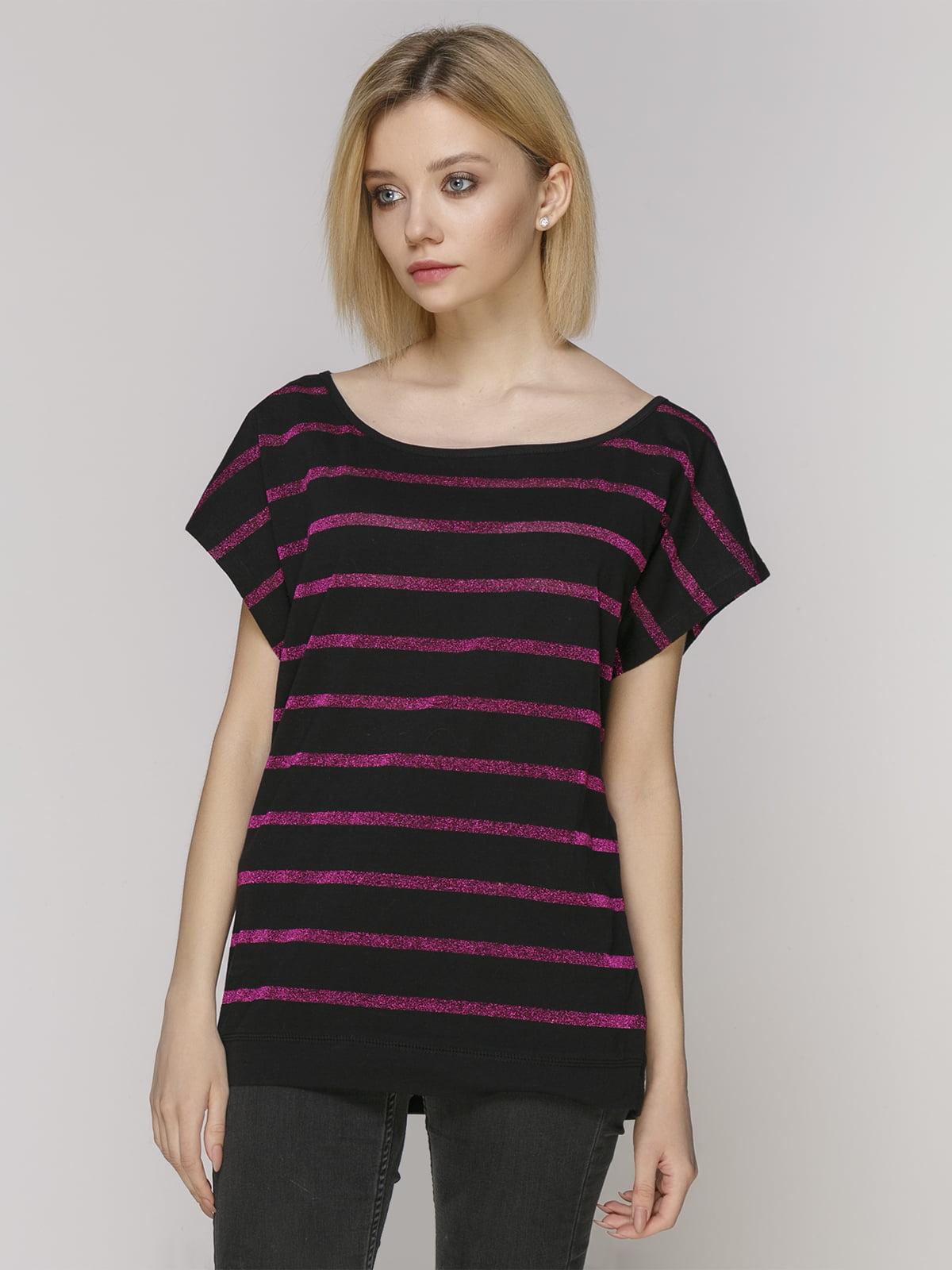 Блуза черная   5015182