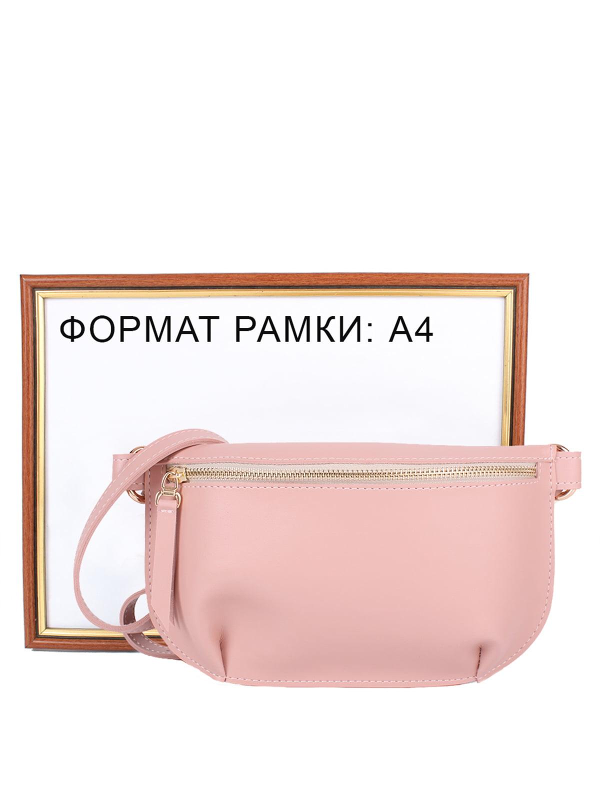 Сумка розовая | 5033251 | фото 8