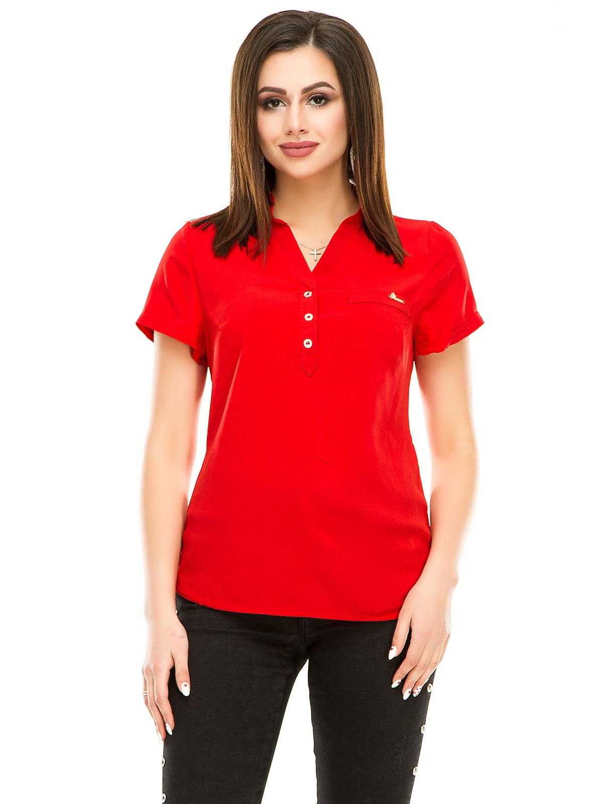 Сорочка червона | 4979880
