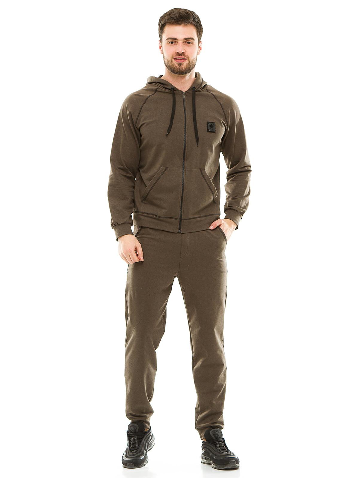 Костюм спортивний: толстовка і штани   4986349