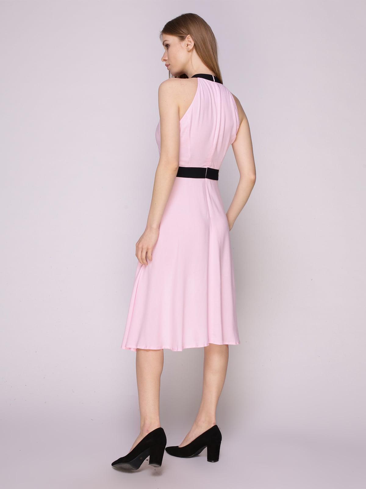 Платье нежно-розовое | 5029857 | фото 2