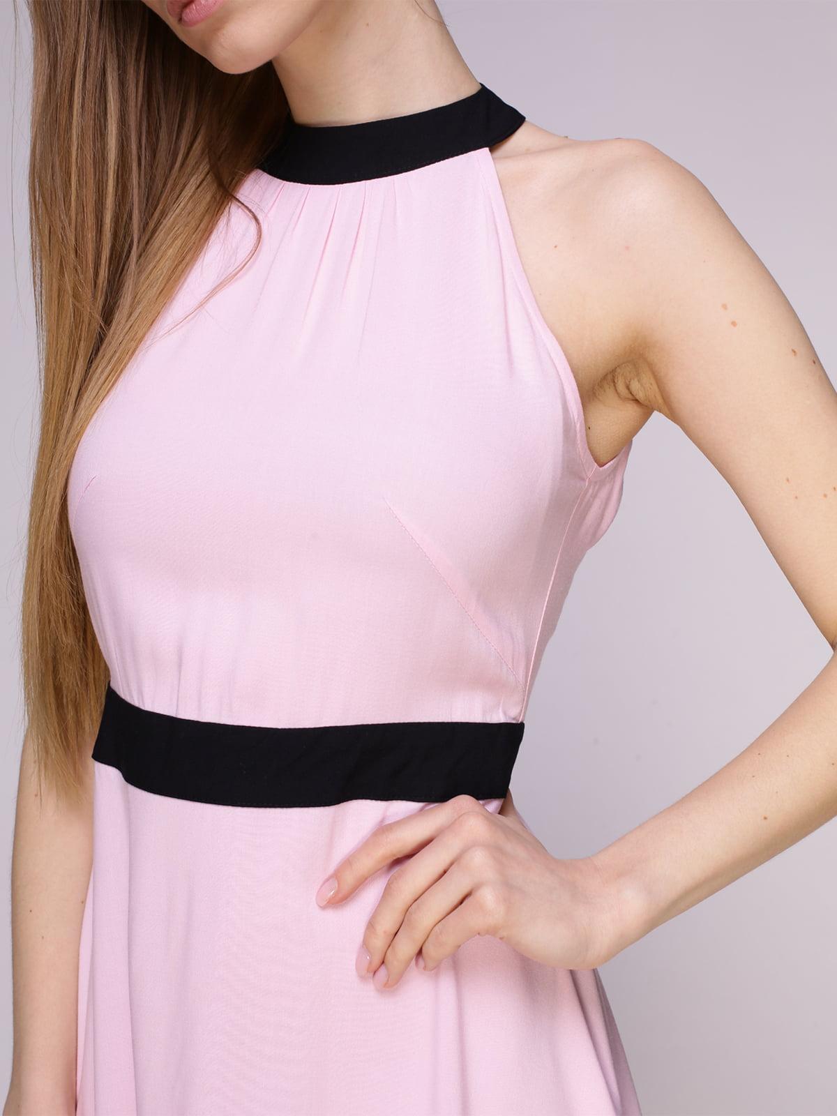 Платье нежно-розовое | 5029857 | фото 3