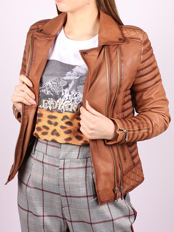 Куртка бежевая | 5034406