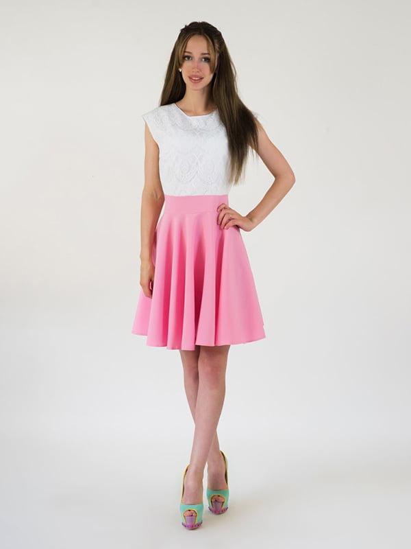 Платье двухцветное   5035106