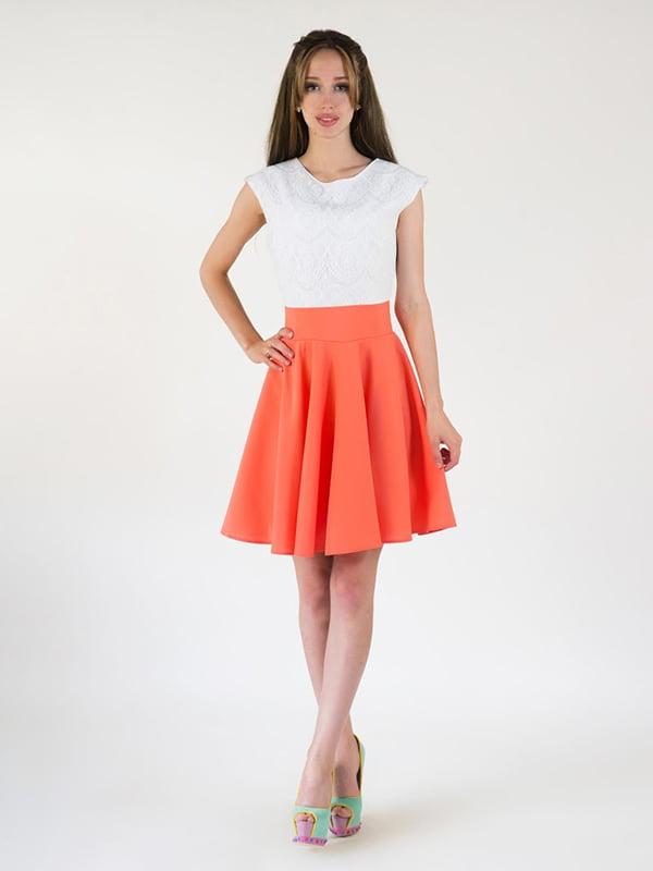 Платье двухцветное   5035109