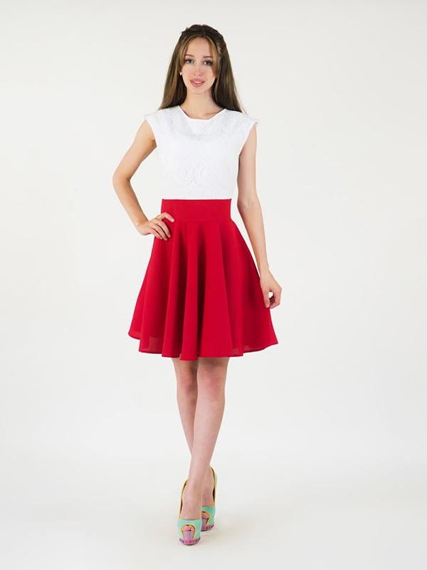 Платье двухцветное   5035114
