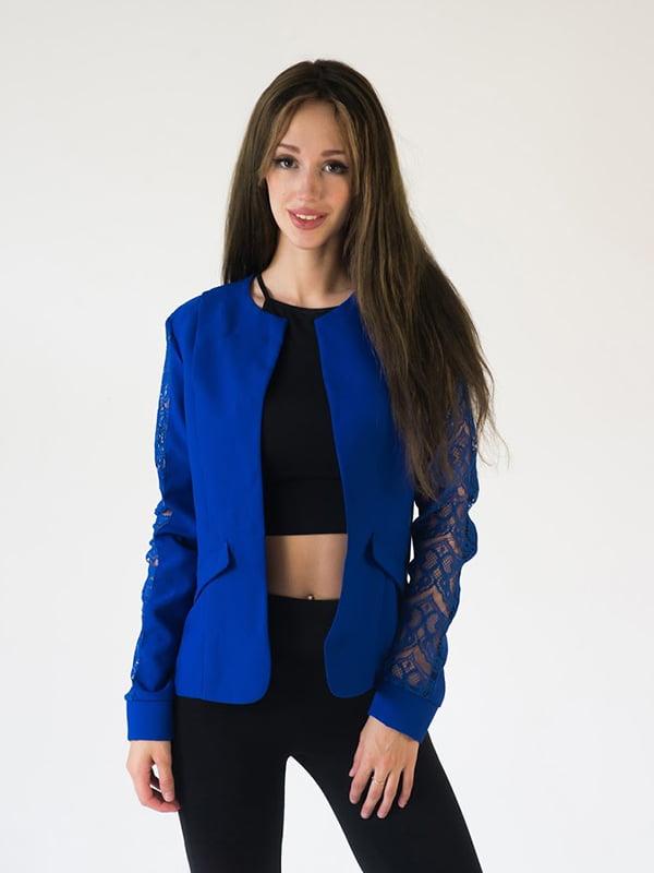 Жакет синий | 5035145