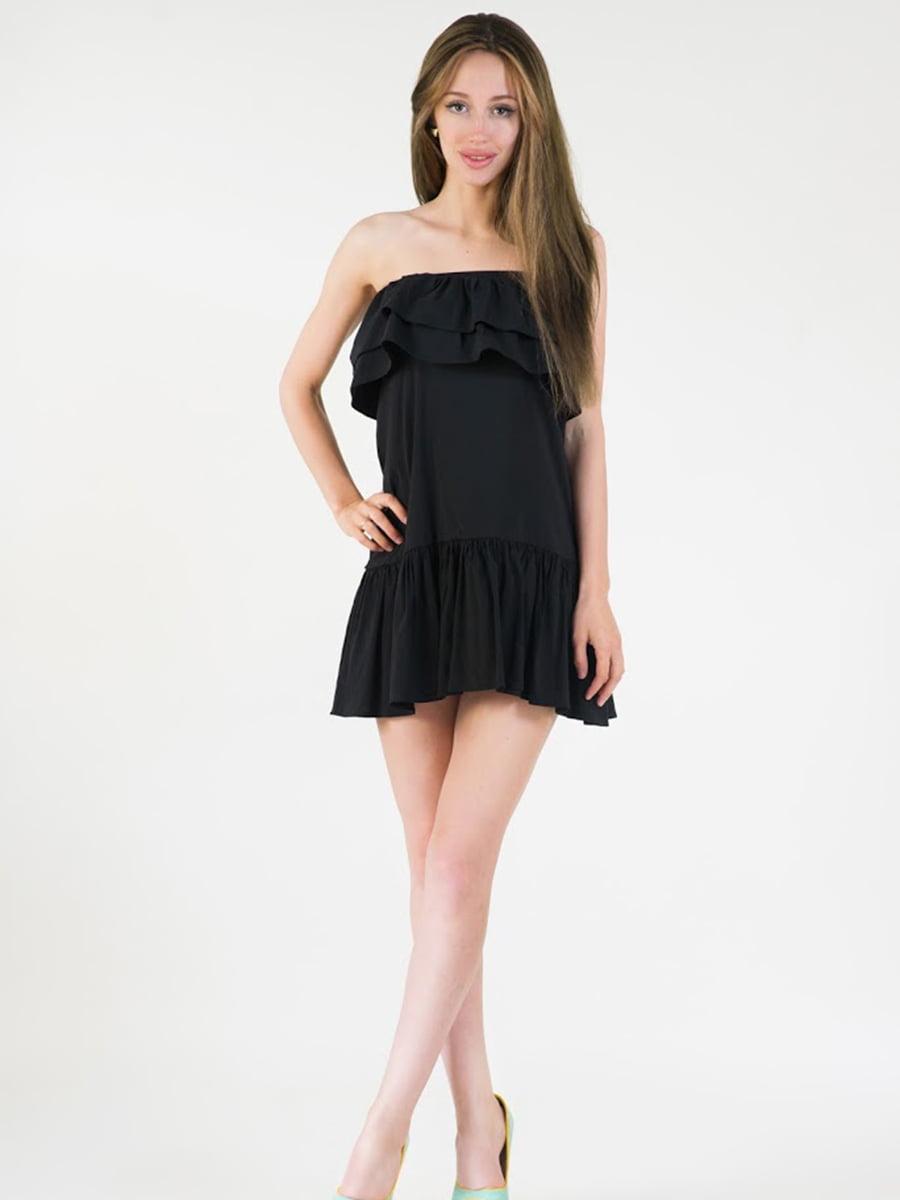 Платье черное | 5035187