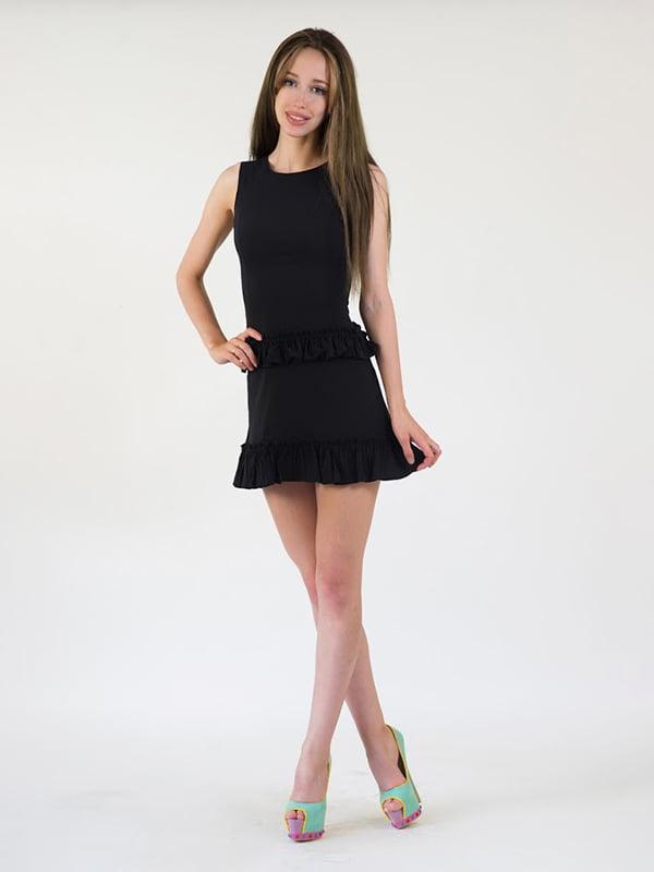 Платье черное | 5035204