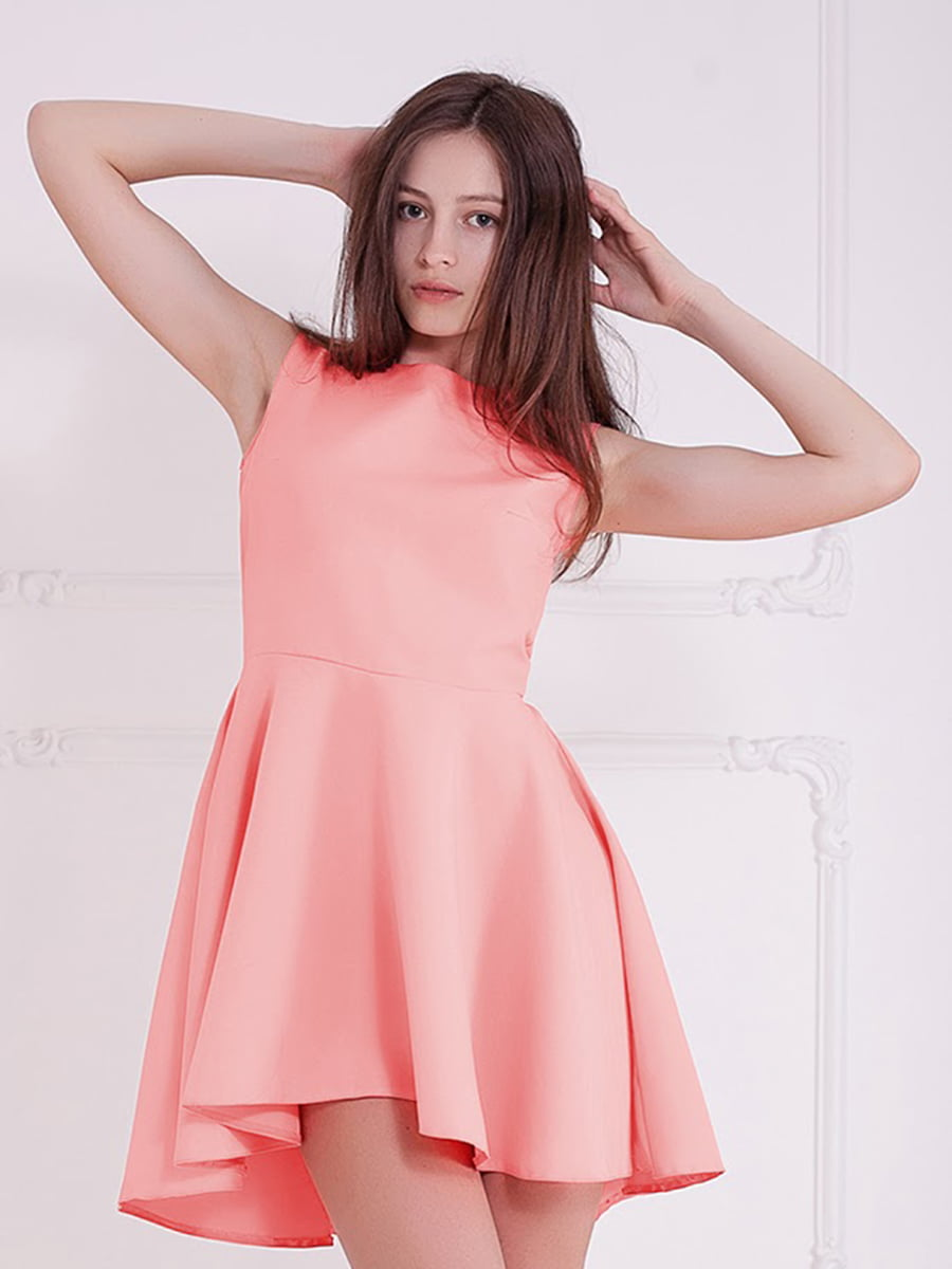 Платье розовое | 5035235