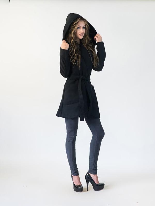 Пальто черное | 5035242