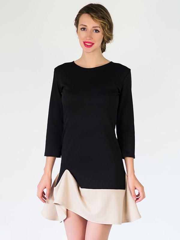 Платье черное | 5035345
