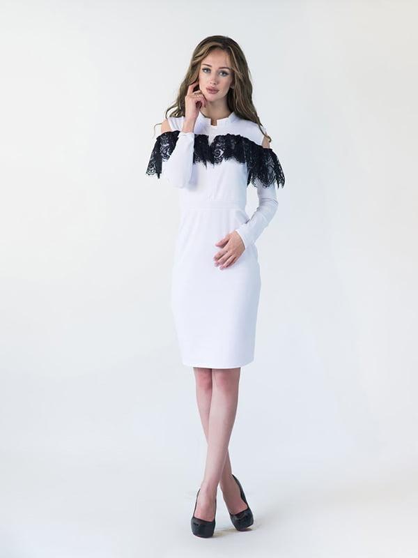 Платье белое   5035352