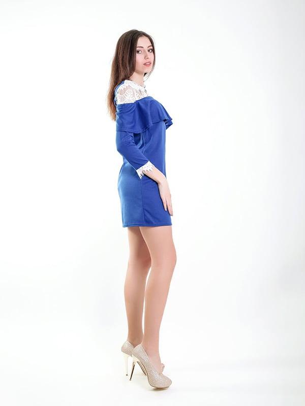 Платье синее | 5035420