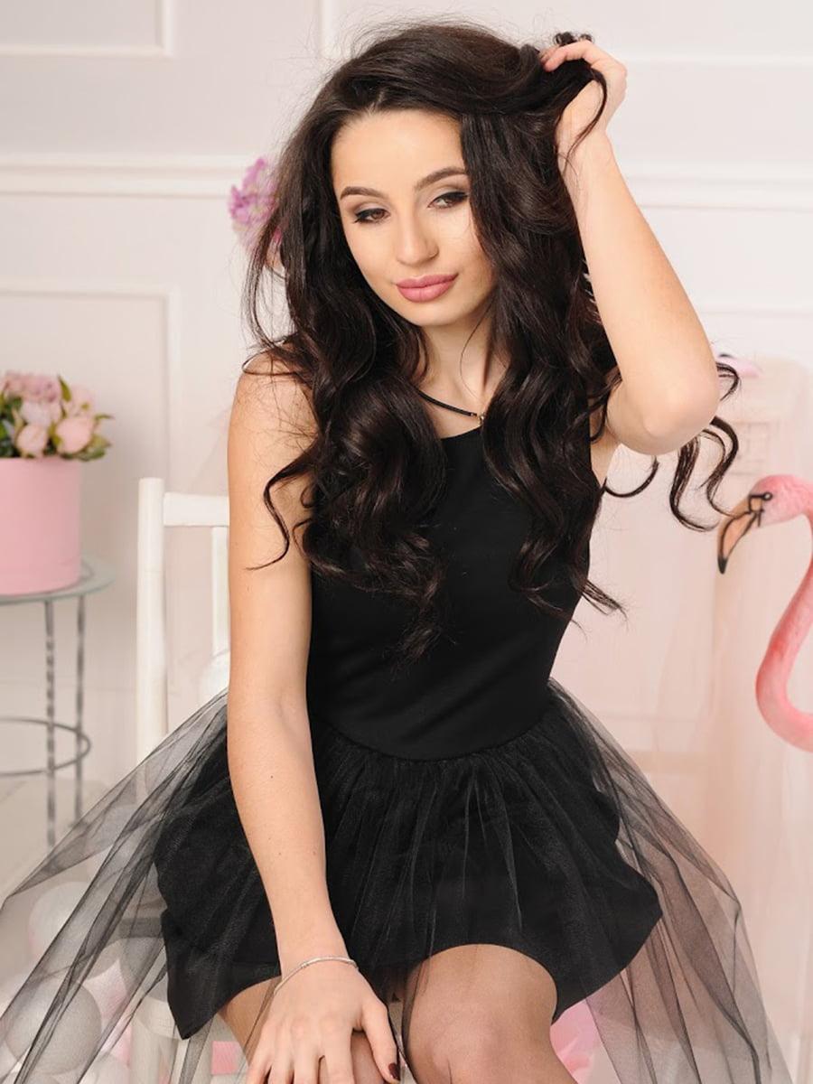Платье черное | 5035426