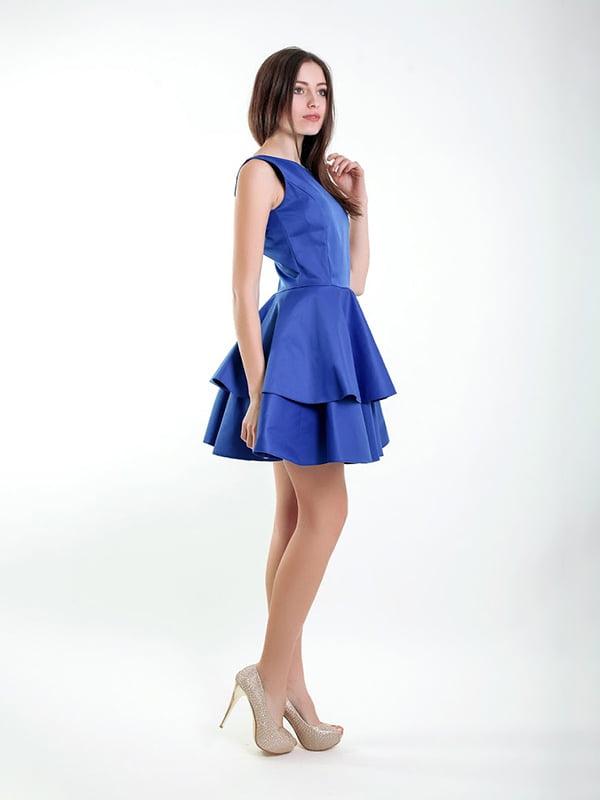 Платье синее | 5035427