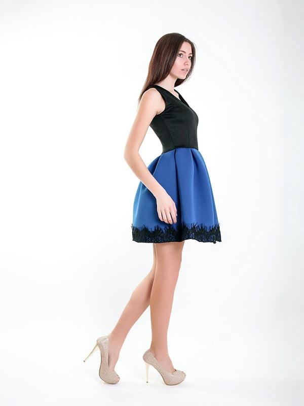 Платье двухцветное   5035430