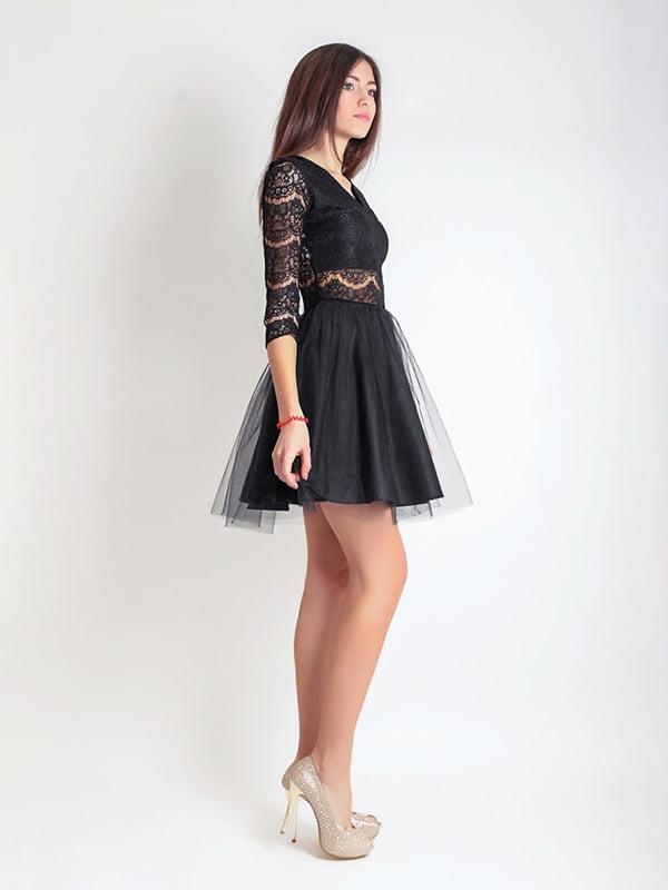 Платье черное | 5035439